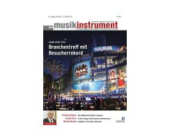 Das Musikinstrument 02 2015 Printausgabe oder PDF Download