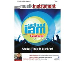 Das Musikinstrument 03 2016 Printausgabe oder PDF Download