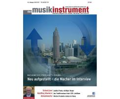 Das Musikinstrument 05 2015 Printausgabe oder PDF Download
