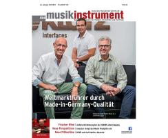 Das Musikinstrument 08 2015 Printausgabe oder PDF Download