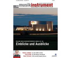 Das Musikinstrument 09 2015 Printausgabe oder PDF Download