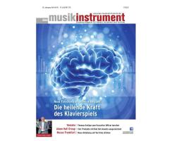 Das Musikinstrument 09 2016 Printausgabe oder PDF Download