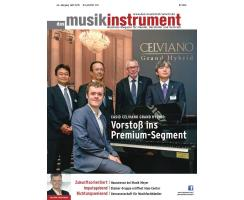 Das Musikinstrument 10 2015 Printausgabe oder PDF Download