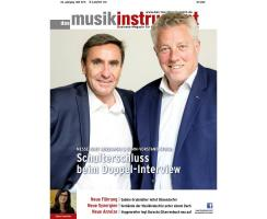 Das Musikinstrument 11 2015 Printausgabe oder PDF Download