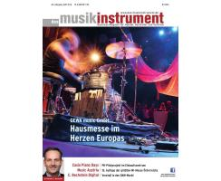 Das Musikinstrument 11 2016 Printausgabe oder PDF Download
