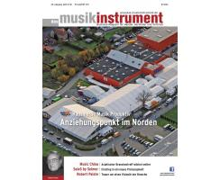 Das Musikinstrument 12 2016 Printausgabe oder PDF Download