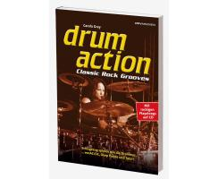 Drum Action Classic Rock Grooves