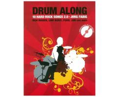 Drum Along 8 - 10 Hard Rock Songs 2.0