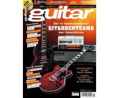 Guitar 04 2018 Printausgabe oder PDF Download