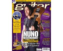Guitar 05 2014 Printausgabe oder PDF Download