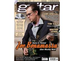 Guitar 05 2015 Printausgabe oder PDF Download