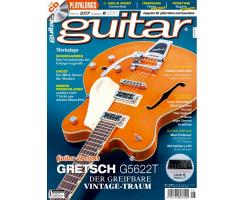 Guitar 08 2017 Printausgabe oder PDF Download