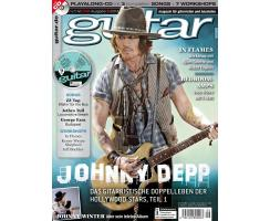 Guitar 09 2014 Printausgabe oder PDF Download
