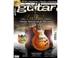 Guitar 10 2017 Printausgabe oder PDF Download