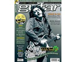 Guitar 11 2014 Printausgabe oder PDF Download