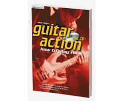 Guitar Action How to play Rock