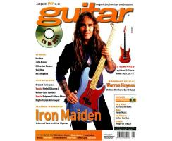 Guitar 01 2007 Printausgabe oder PDF Download