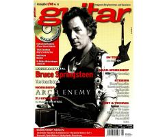 Guitar 01 2008 Printausgabe oder PDF Download