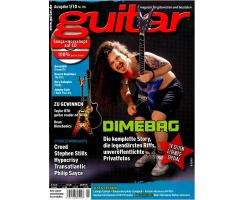Guitar 01 2010  Printausgabe oder PDF Download