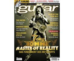 Guitar 01 2016 Printausgabe oder PDF Download