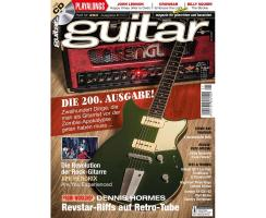 Guitar 01 2017 Printausgabe oder PDF Download