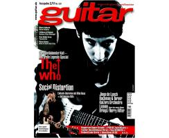 Guitar 02 2011 Printausgabe oder PDF Download