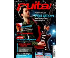 Guitar 03 2012 Printausgabe oder PDF Download