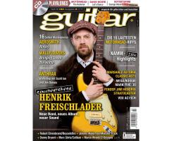 Guitar 03 2016 Printausgabe oder PDF Download