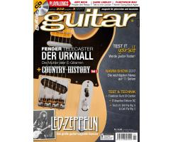 Guitar 03 2017 Printausgabe oder PDF Download