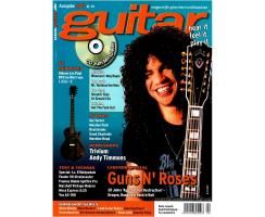 Guitar 04 2007 Printausgabe oder PDF Download