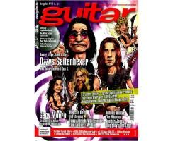 Guitar 04 2011 Printausgabe oder PDF Download
