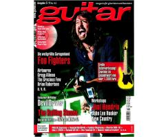 Guitar 05 2011 Printausgabe oder PDF Download