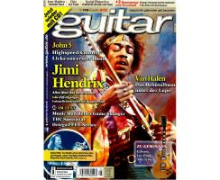 Guitar 05 2013 Printausgabe oder PDF Download