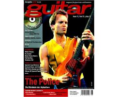 Guitar 06 2007 Printausgabe oder PDF Download