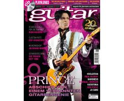 Guitar 06 2016 Printausgabe oder PDF Download