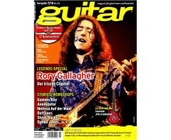 Guitar 07 2010 Printausgabe oder PDF Download