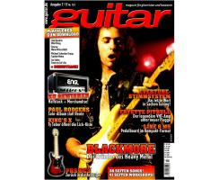 Guitar 07 2011 Printausgabe oder PDF Download