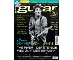 Guitar 07 2016 Printausgabe oder PDF Download