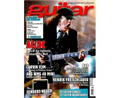 Guitar 08 2011 Printausgabe oder PDF Download