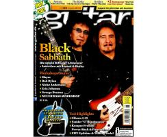Guitar 08 2013 Printausgabe oder PDF Download
