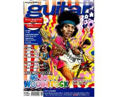 Guitar 09 2009 Printausgabe oder PDF Download