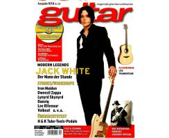 Guitar 09 2010 Printausgabe oder PDF Download