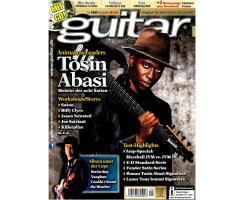 Guitar 09 2013 Printausgabe oder PDF Download
