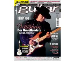 Guitar 09 2015 Printausgabe oder PDF Download