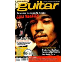 Guitar 10 2010 Printausgabe oder PDF Download