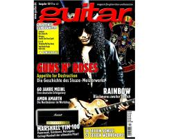 Guitar 10 2011 Printausgabe oder PDF Download