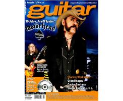 Guitar 11 2010 Printausgabe oder PDF Download
