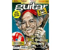 Guitar 11 2012 Printausgabe oder PDF Download
