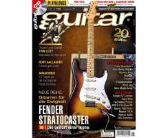 Guitar 11 2016 Printausgabe oder PDF Download