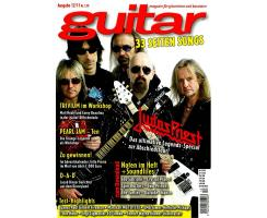 Guitar 12 2011 Printausgabe oder PDF Download